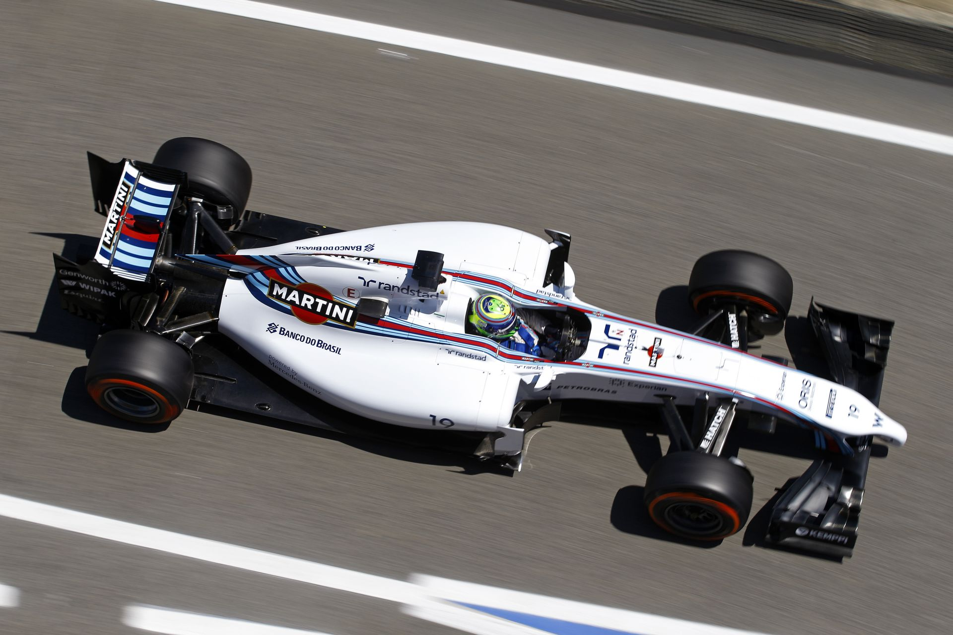 Hihetetlen kevés pénzért lett főtámogató és névadó szponzor a Martini a Williams csapatnál