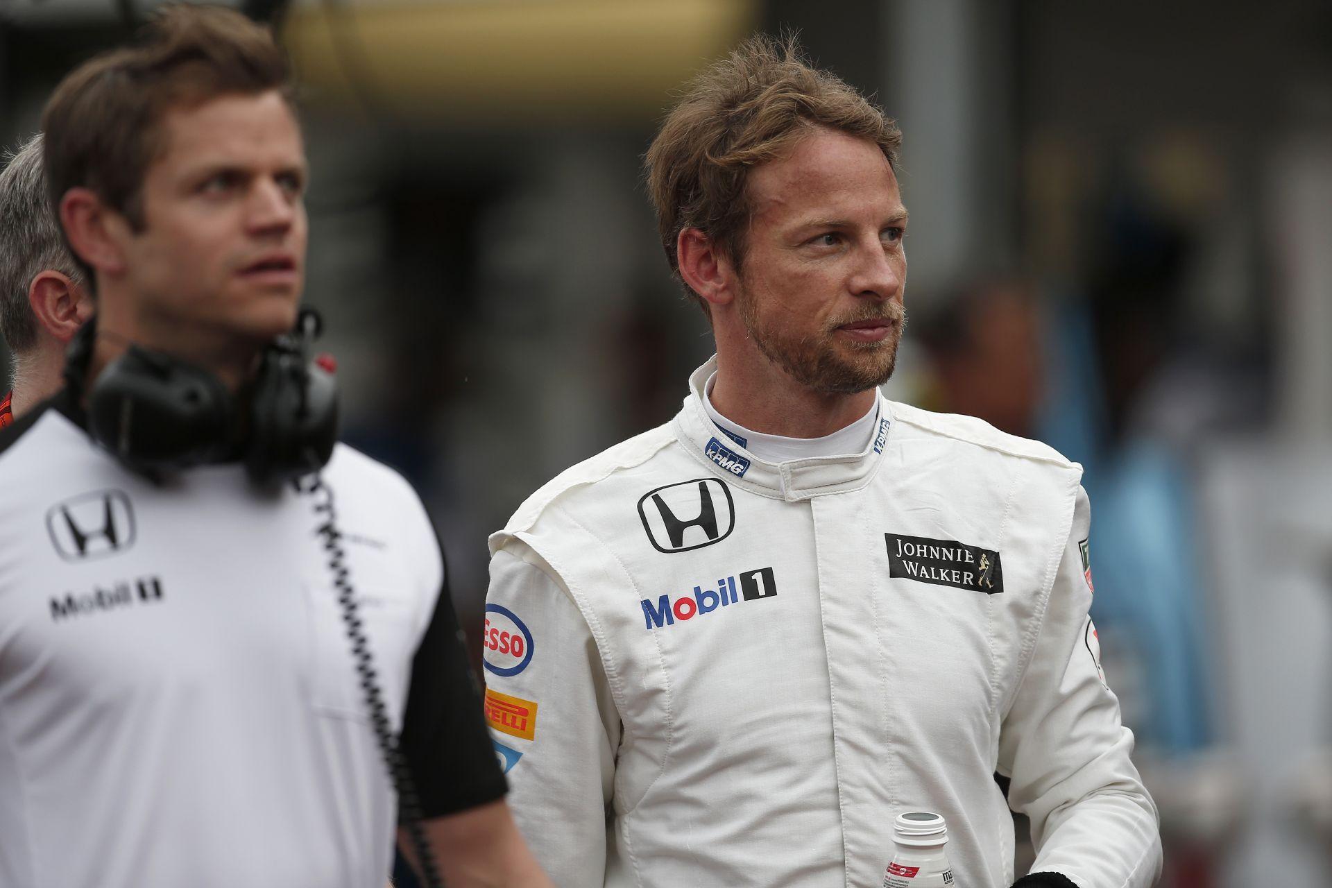 Button szerint a McLaren-Hondának nem lesz könnyű pontot szereznie Kanadában