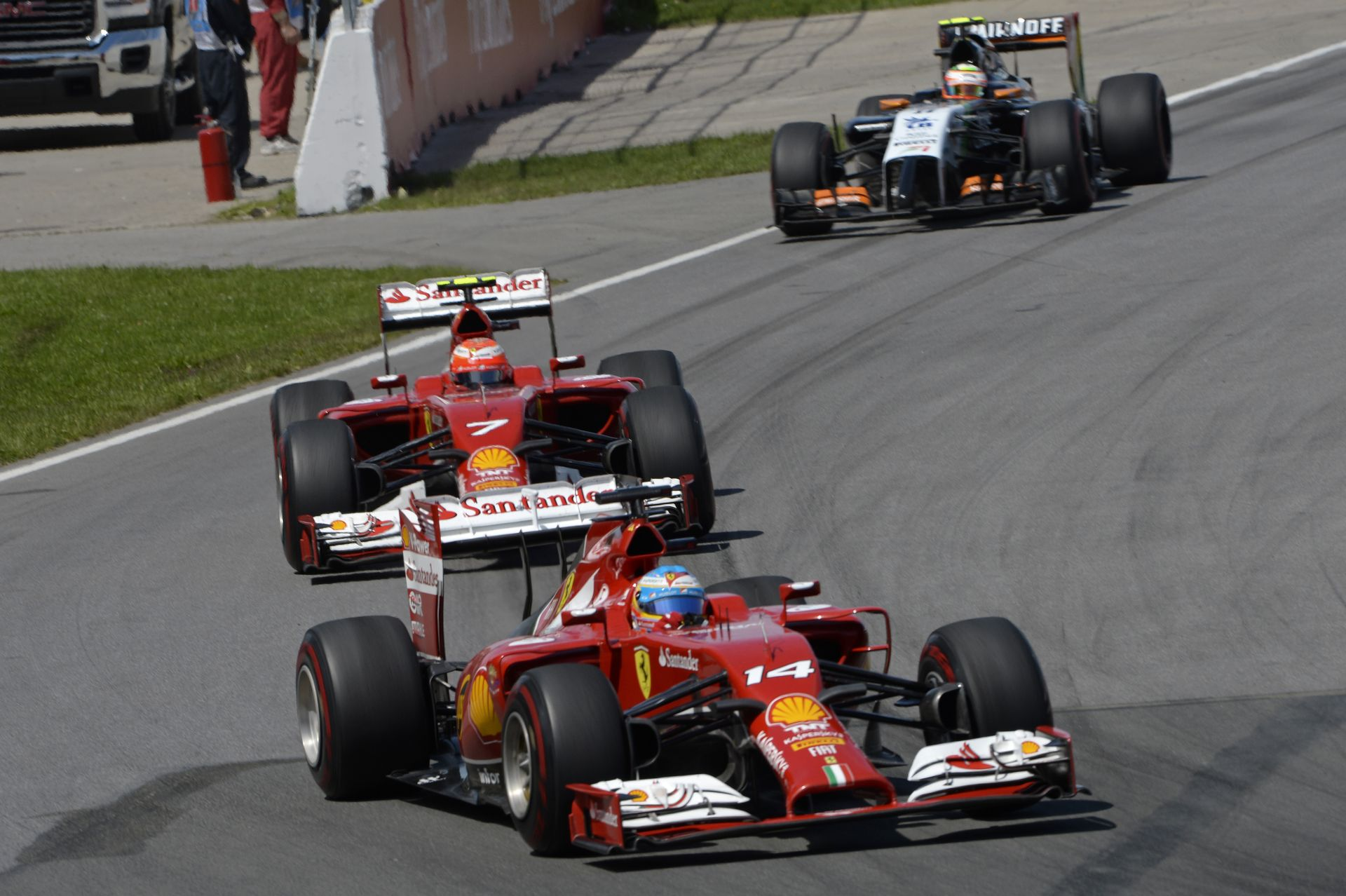 Stabil technikai háttér a Ferrarinál: Nincs minden veszve?!