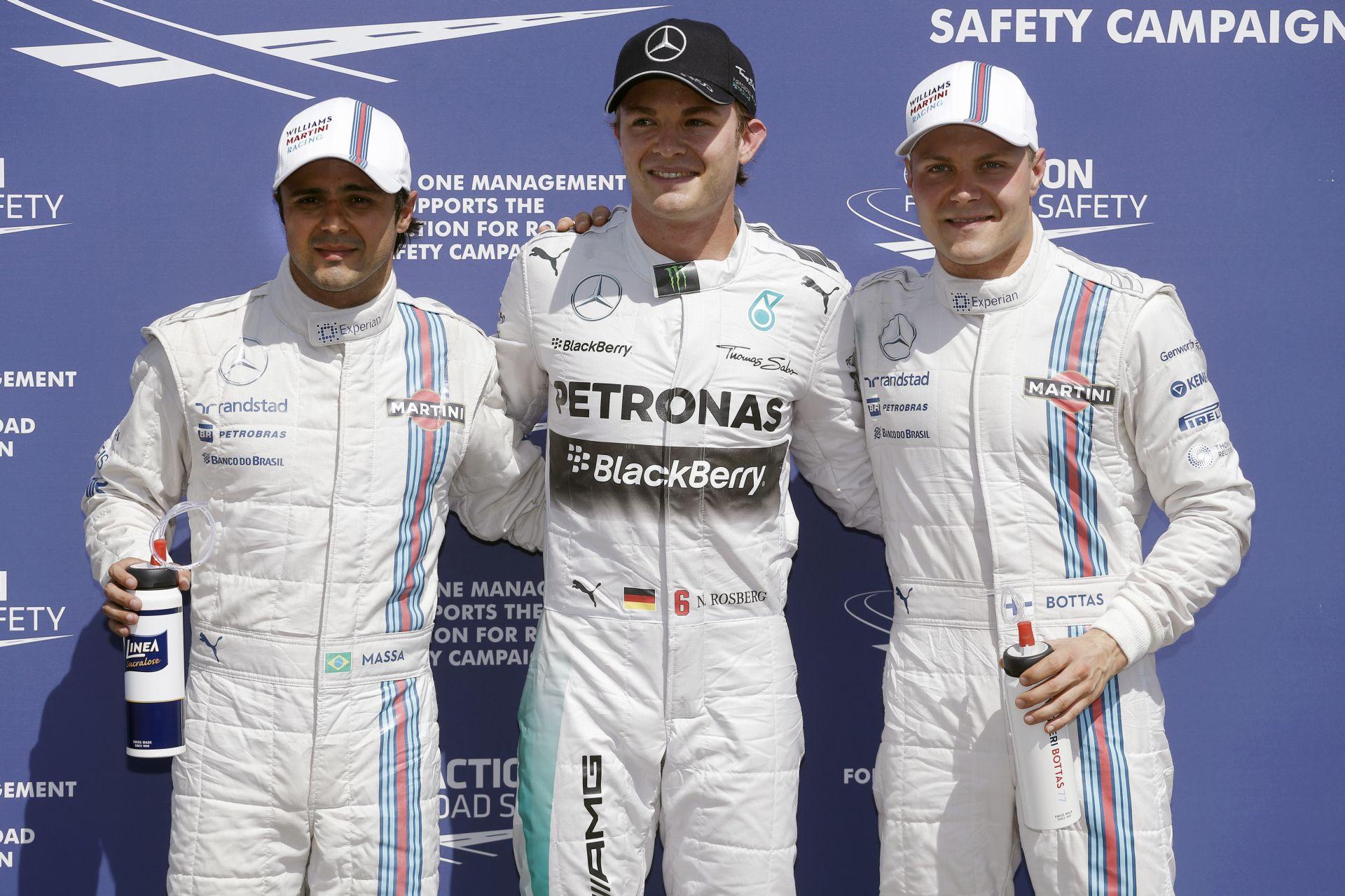 Német Nagydíj: Rosberg simán nyer és Hamilton ismét bajba kerül? Egy újabb megalázóan gyenge futam a Ferraritól?