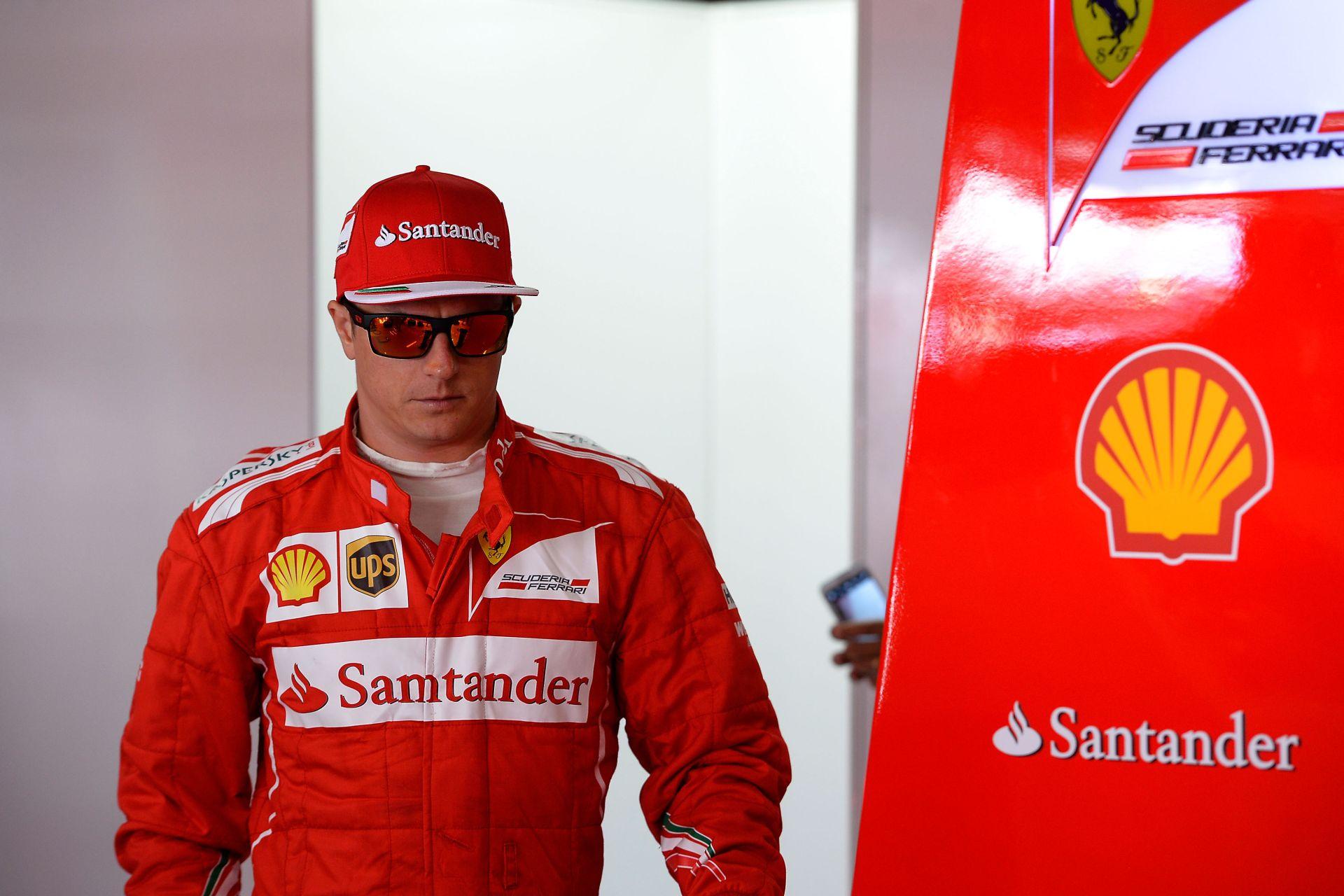 Alonso és Vettel szendvicsbe fogta Raikkönent, aki köpni-nyelni nem tudott
