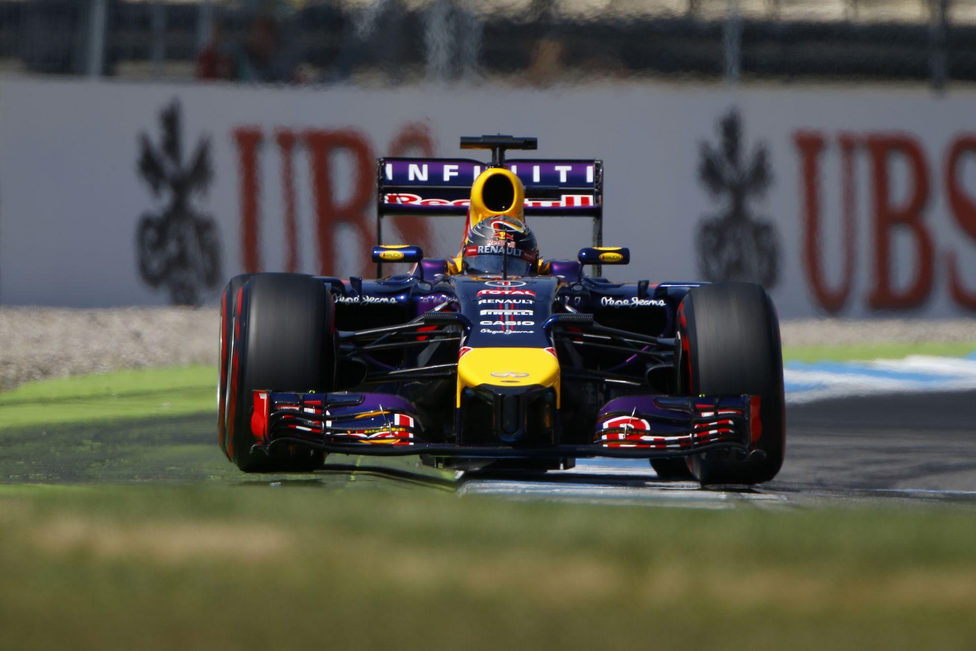 Vettel: Ma nem voltak problémáim, rögtön ott is voltam a harmadik helyen
