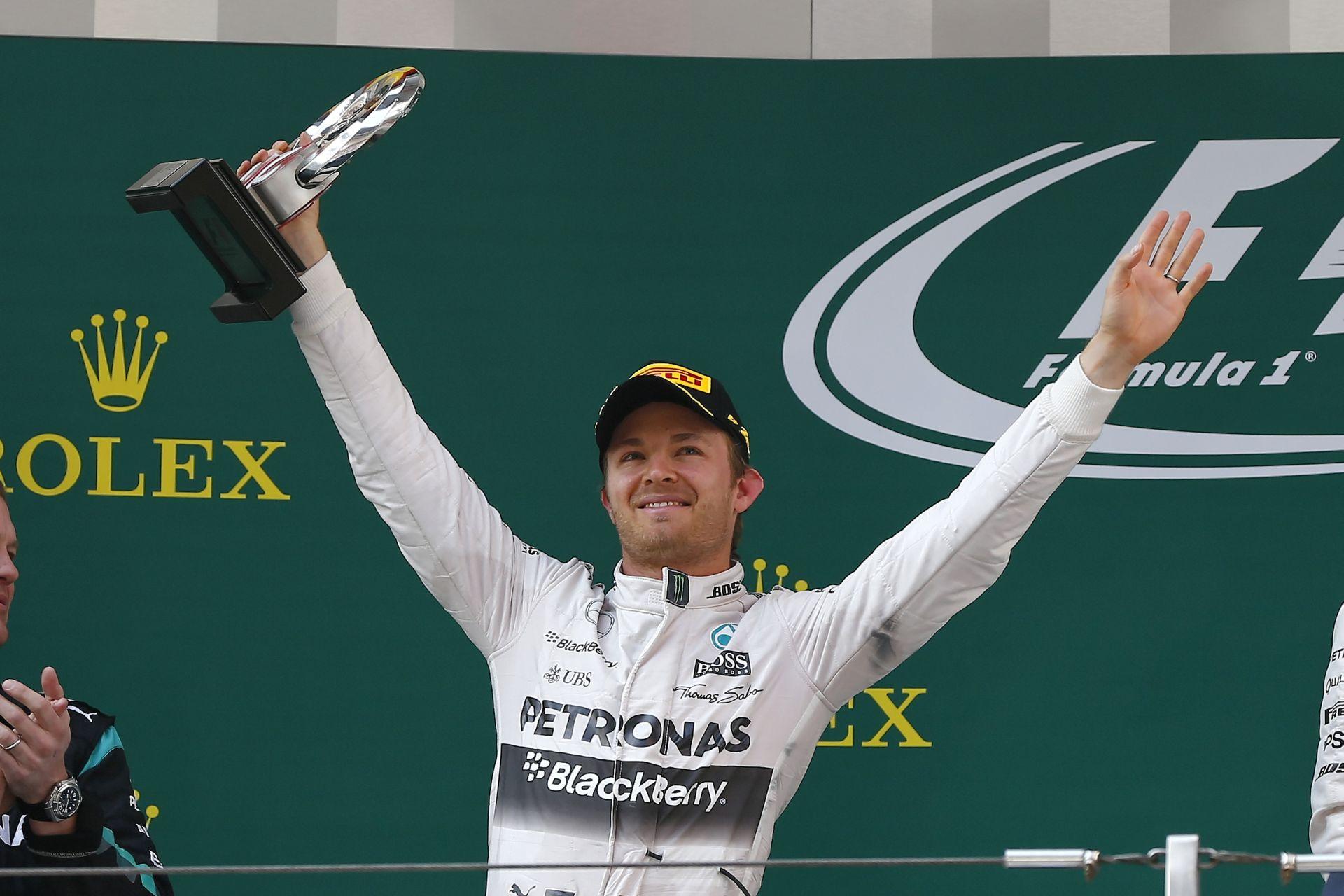 Rosberg nem sajnálja, hogy kritizálta Hamiltont