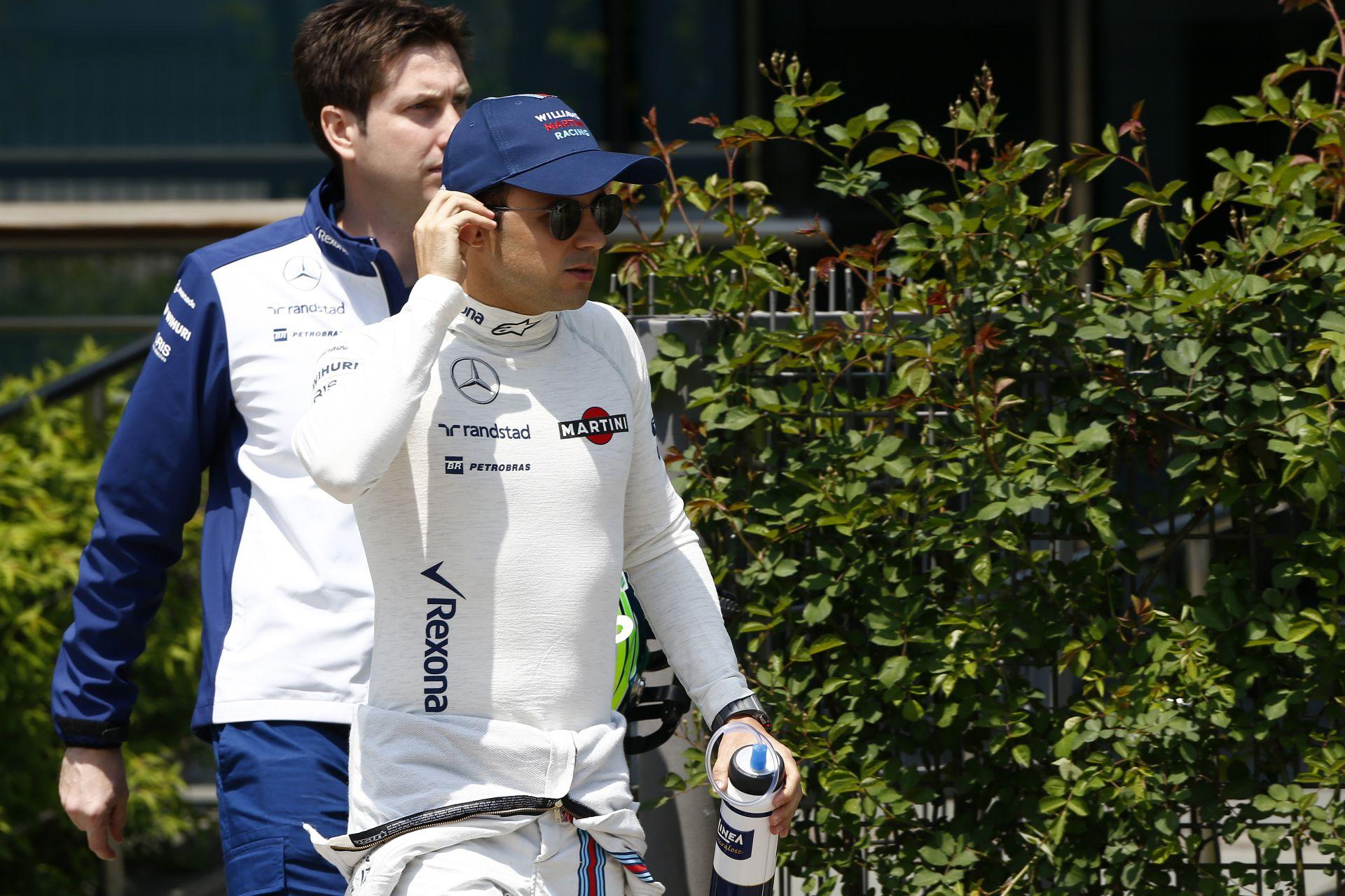 Massa tart attól, hogy a Williams az alacsonyabb költségvetése miatt visszaesik a középmezőnybe