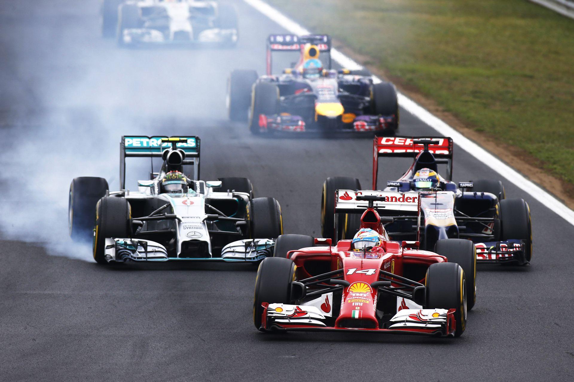DHL Fastest Lap Award: Rosberg az élen a hungaroringi leggyorsabb körideje után