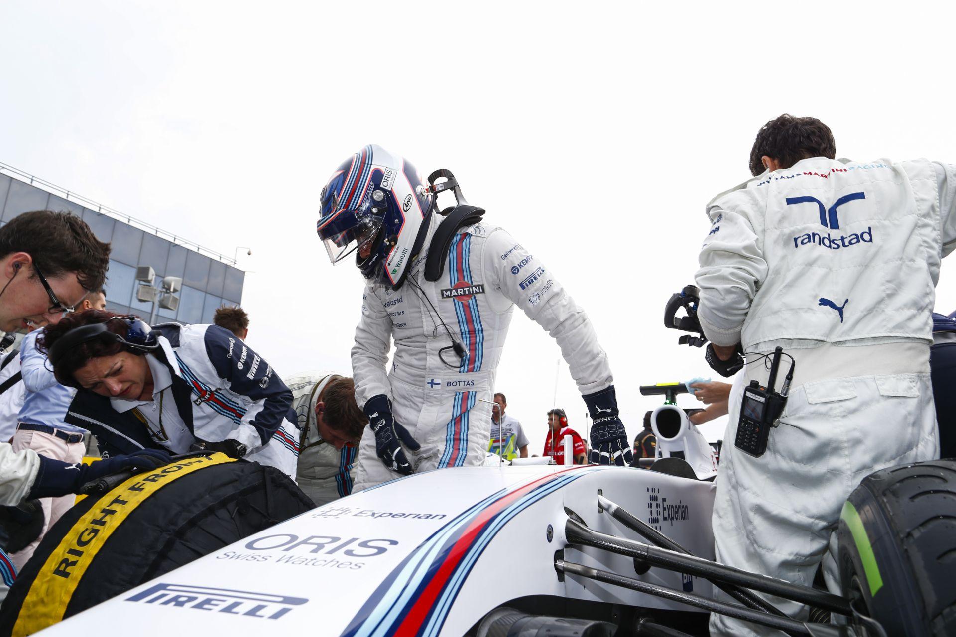 Megjött a Williams étvágya: Cél a második hely a bajnokságban!