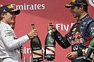 F1 2014: Rosberg meglógott Hamilton előtt, Ricciardo a harmadik! Alonso messze Raikkönen előtt