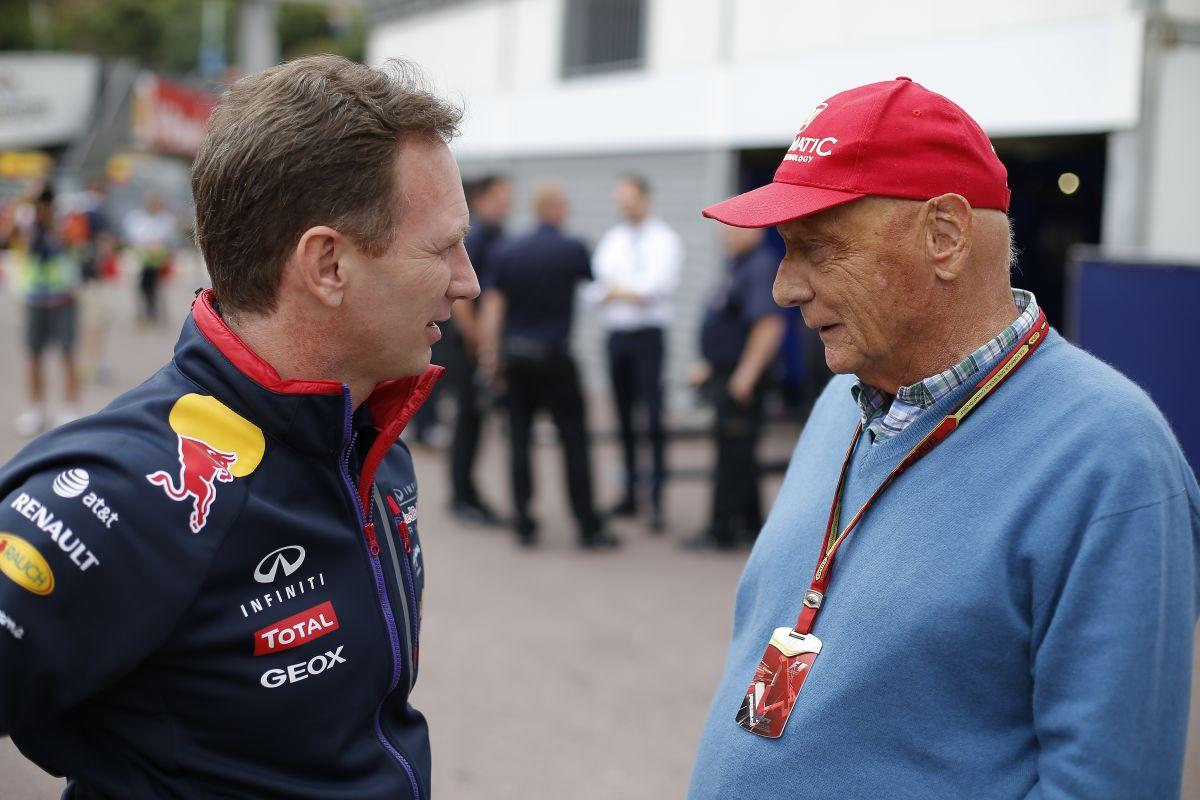 Hiába motivált a Red Bull, Lauda hazai pályán akarja a skalpjukat