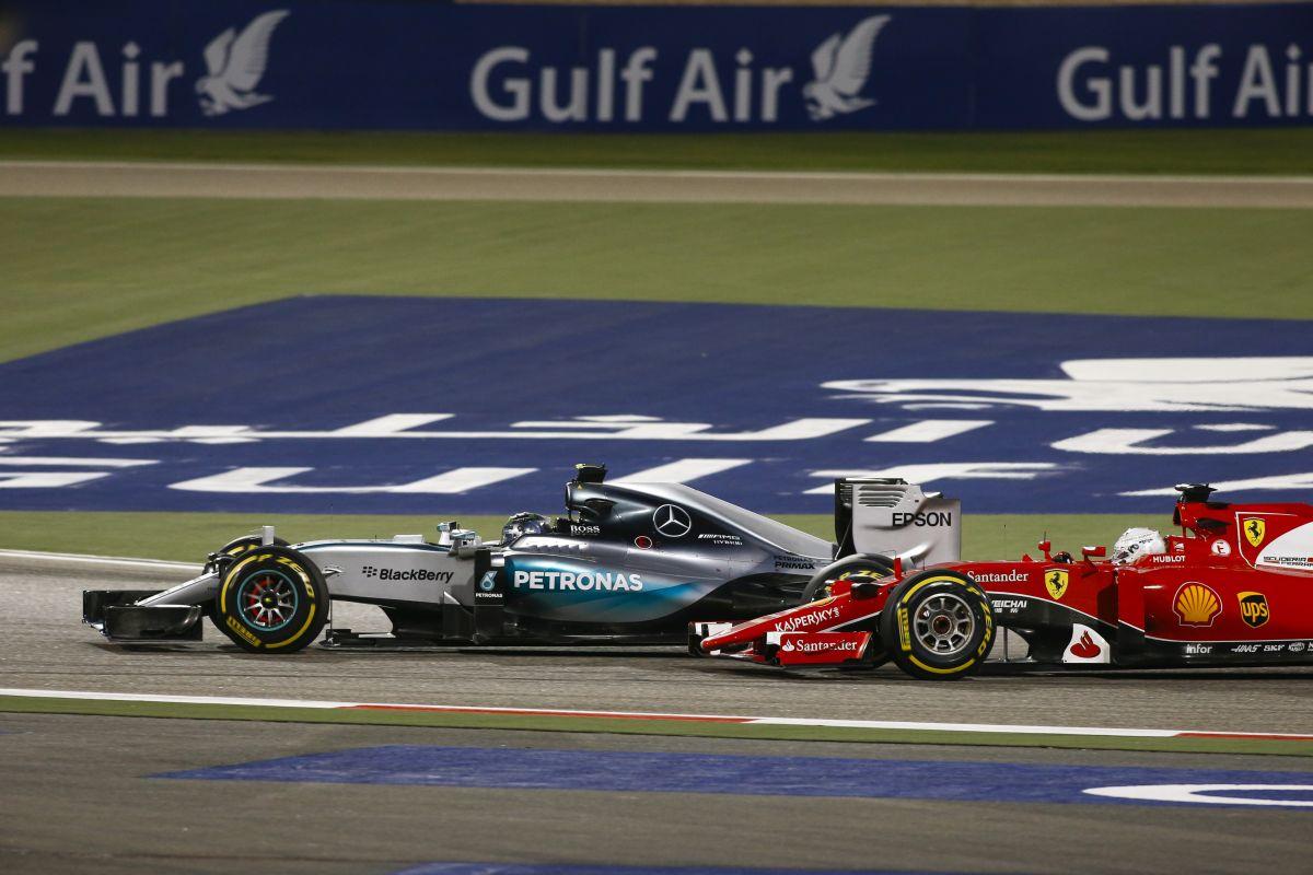 A Ferrari megharapta a Mercedest: új ellenségkép a címvédők számára