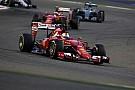 A Ferrari egyelőre nem gondol a bajnok címre, de rendszeresen elverné a Mercedest