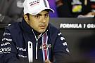 Massa sokkolta a Williamst és a Forma-1 rajongóit