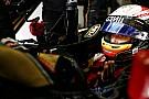 Romain Grosjean a Williamsekkel harcolna a Spanyol Nagydíjon