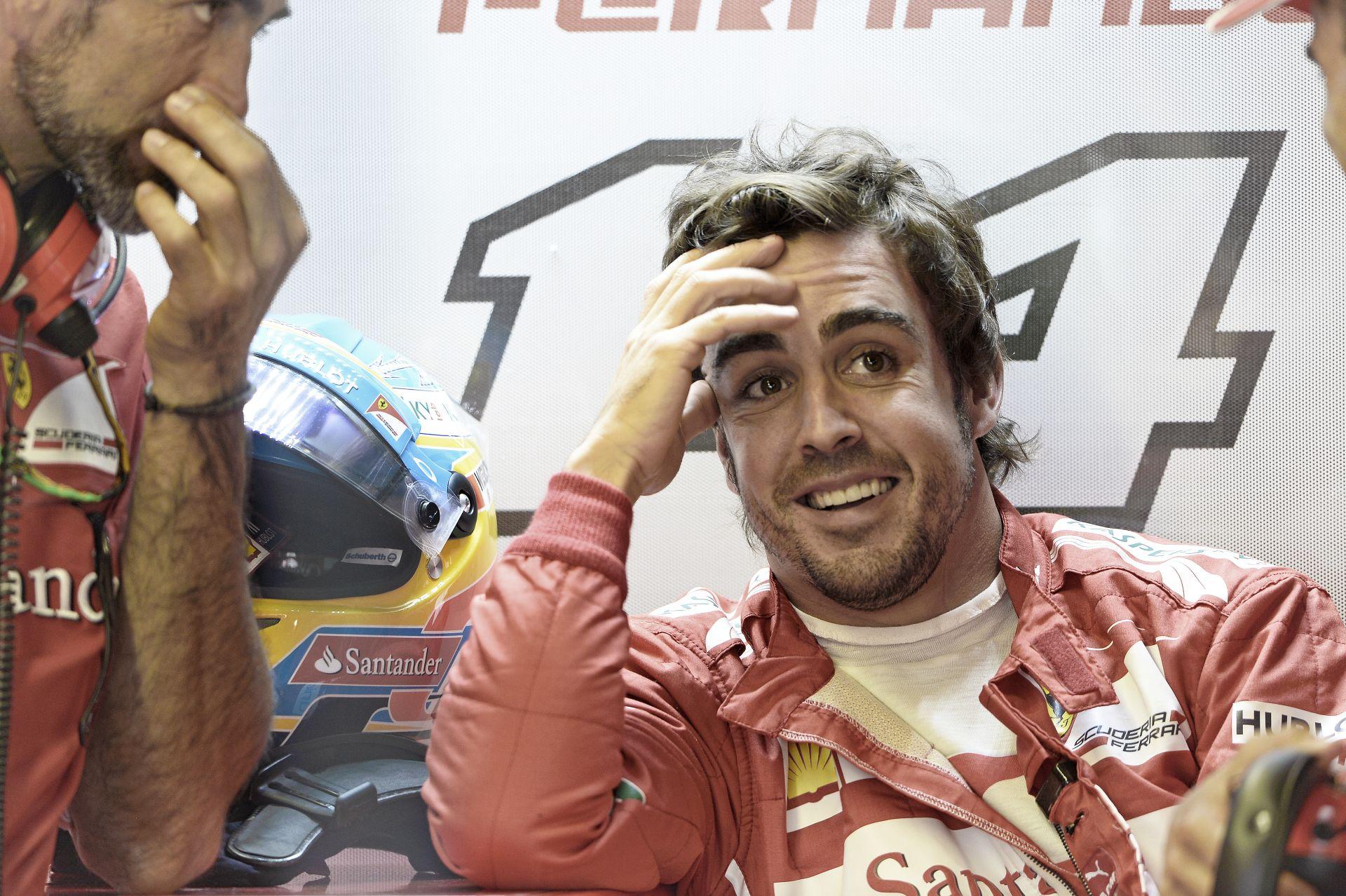Alonso az év versenyét futotta a Red Bull Ringen, Raikkönen messze a spanyol mögött