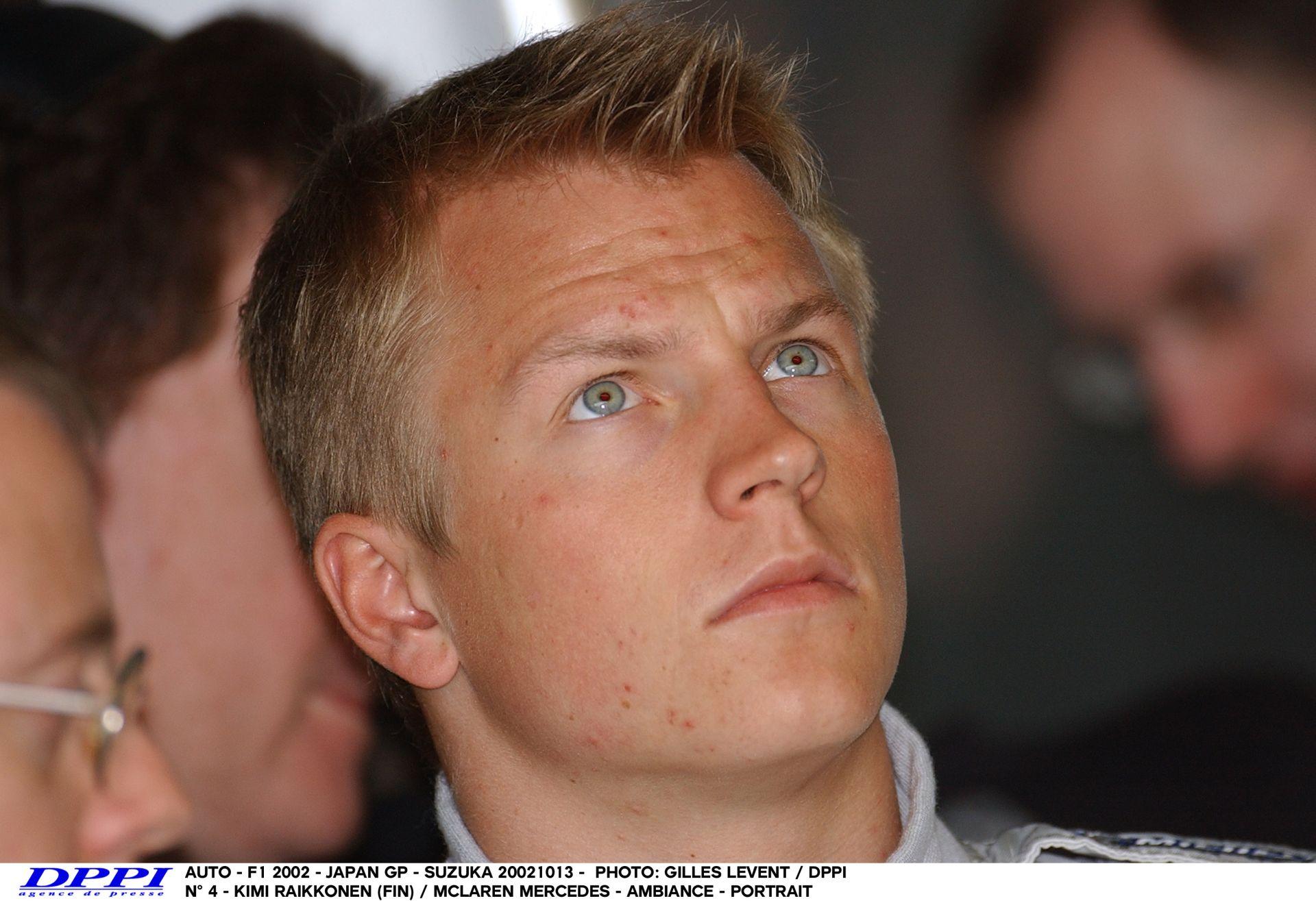Nagyon érdekes dolgok derültek ki Raikkönen és a McLaren kapcsolatáról