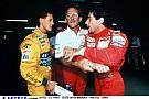 Ayrton Senna a nyílvánosság előtt oktatja ki Michael Schumachert – 1992, Franciaország