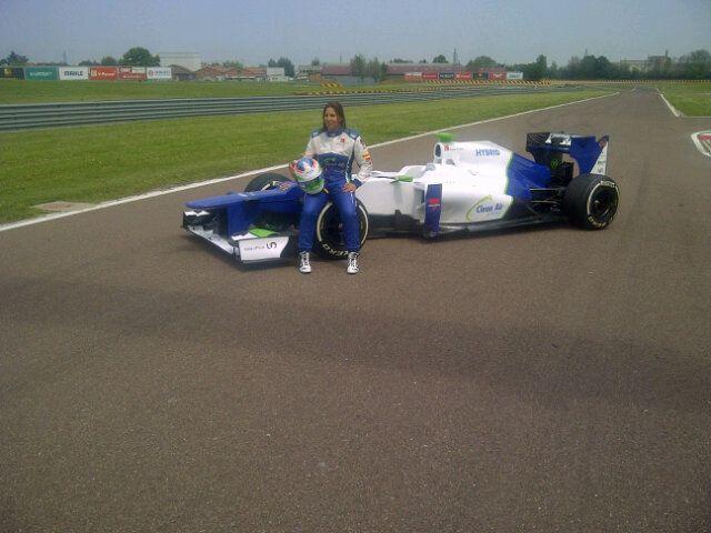 De Silvestro be akarja bizonyítani, hogy az F1-ben is az élen tud lenni