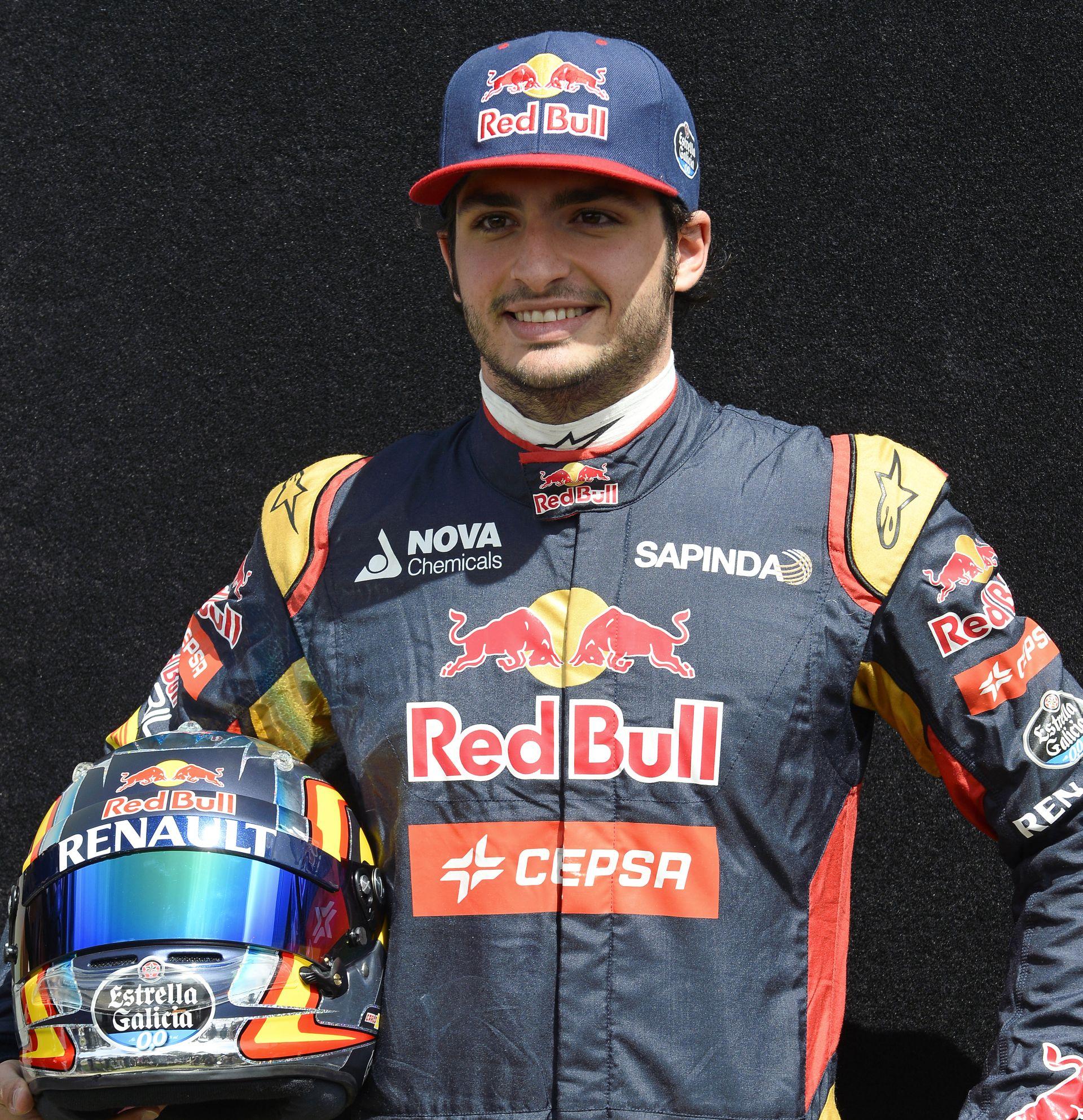 Sainz: Alonso az én hősöm!