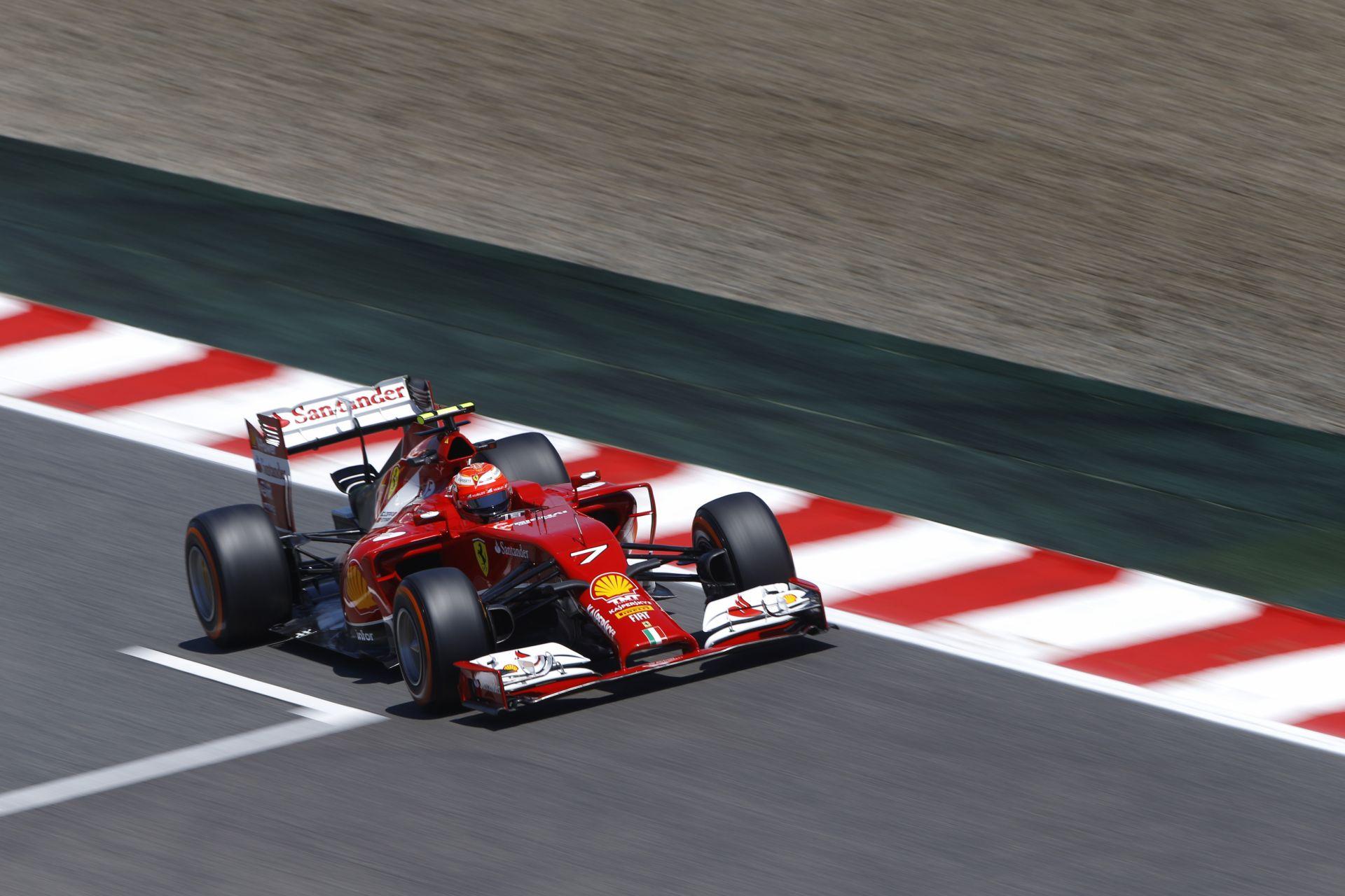 A Shell is gőzerővel fejleszt a Ferrarinak, és segít Raikkönennek