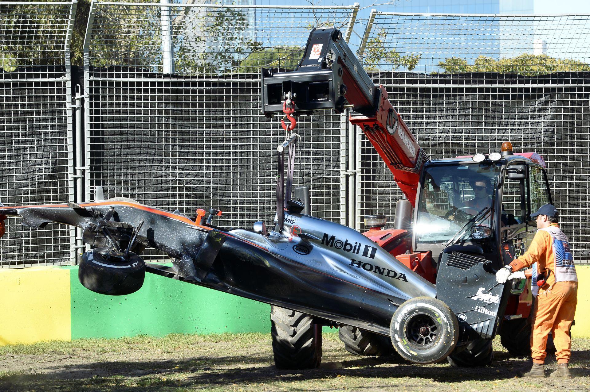 McLaren: Mindig is tudtuk, hogy szenvedős lehet az Ausztrál Nagydíj számunkra