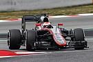 A McLaren pénteken több mint 220 lóerővel volt gyengébb, mint a Mercedes
