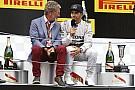 Hamilton: Hihetetlen az előnyünk! 70%-ban a Mercedes miatt vagyok az élen