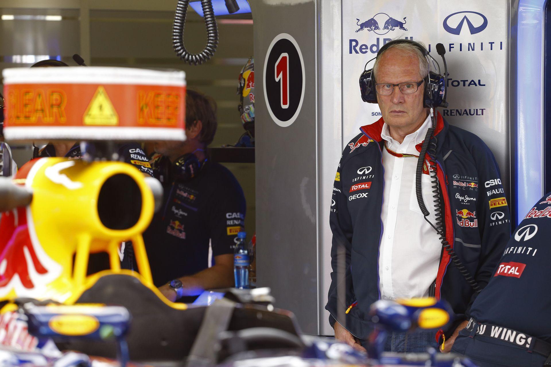 Az Osztrák Nagydíj után a Red Bull végleg feladhatja a világbajnokságot