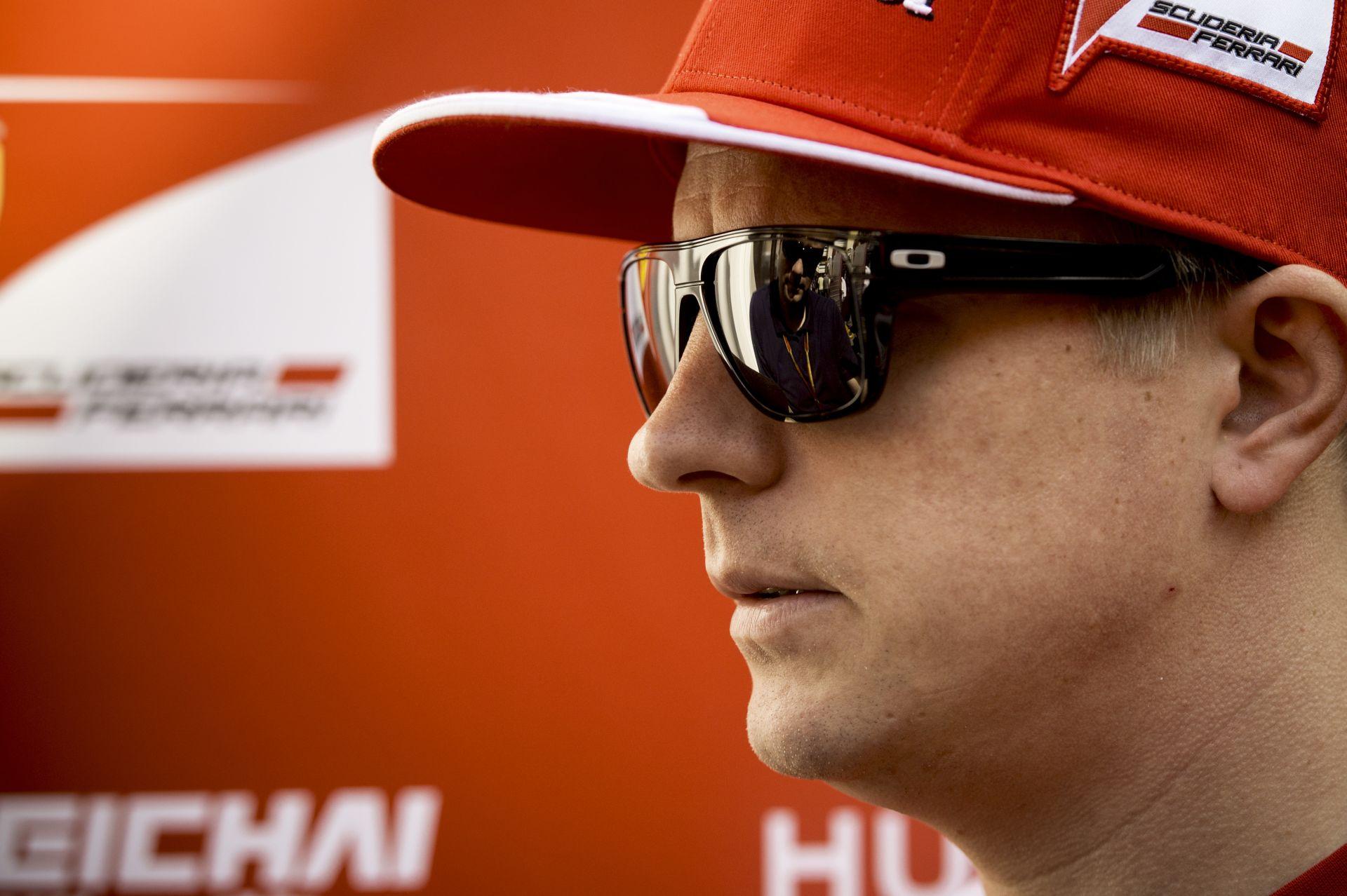 Maldonado az élen, Raikkönen végre egy normális tesztnapot zárhatott a Ferrarival
