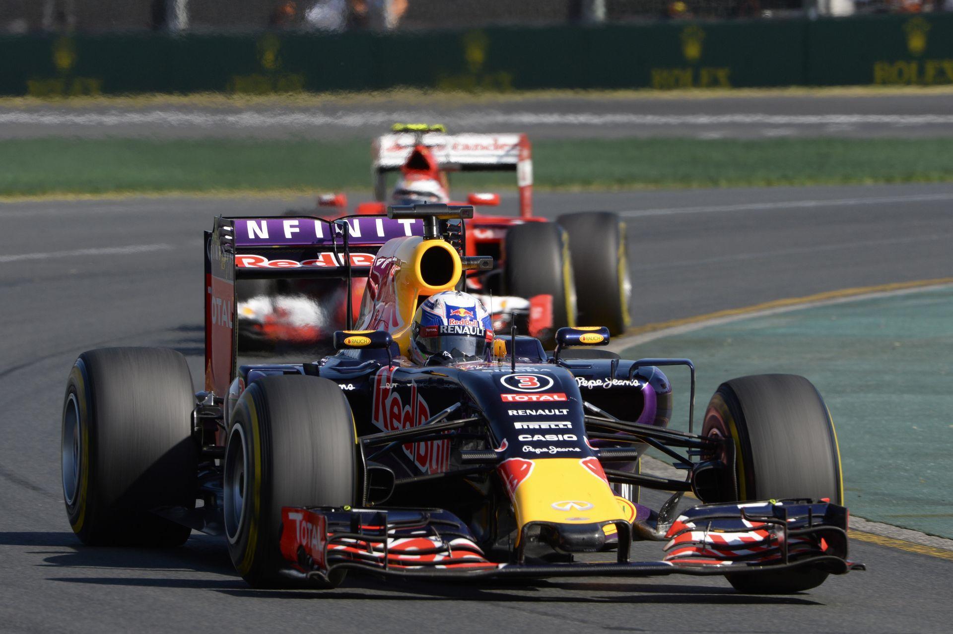 Nagyon nagy pénzbüntetést kell fizetnie a Red Bullnak, ha ki akar szállni az F1-ből