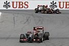 A Lotus ugyanazt tenné Maldonadóval, mint anno Grosjeannal: utóbbit más csapatok is akarják