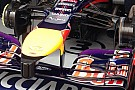 Képen a Red Bull új orrkúpja: kis szarvakon a kamerák
