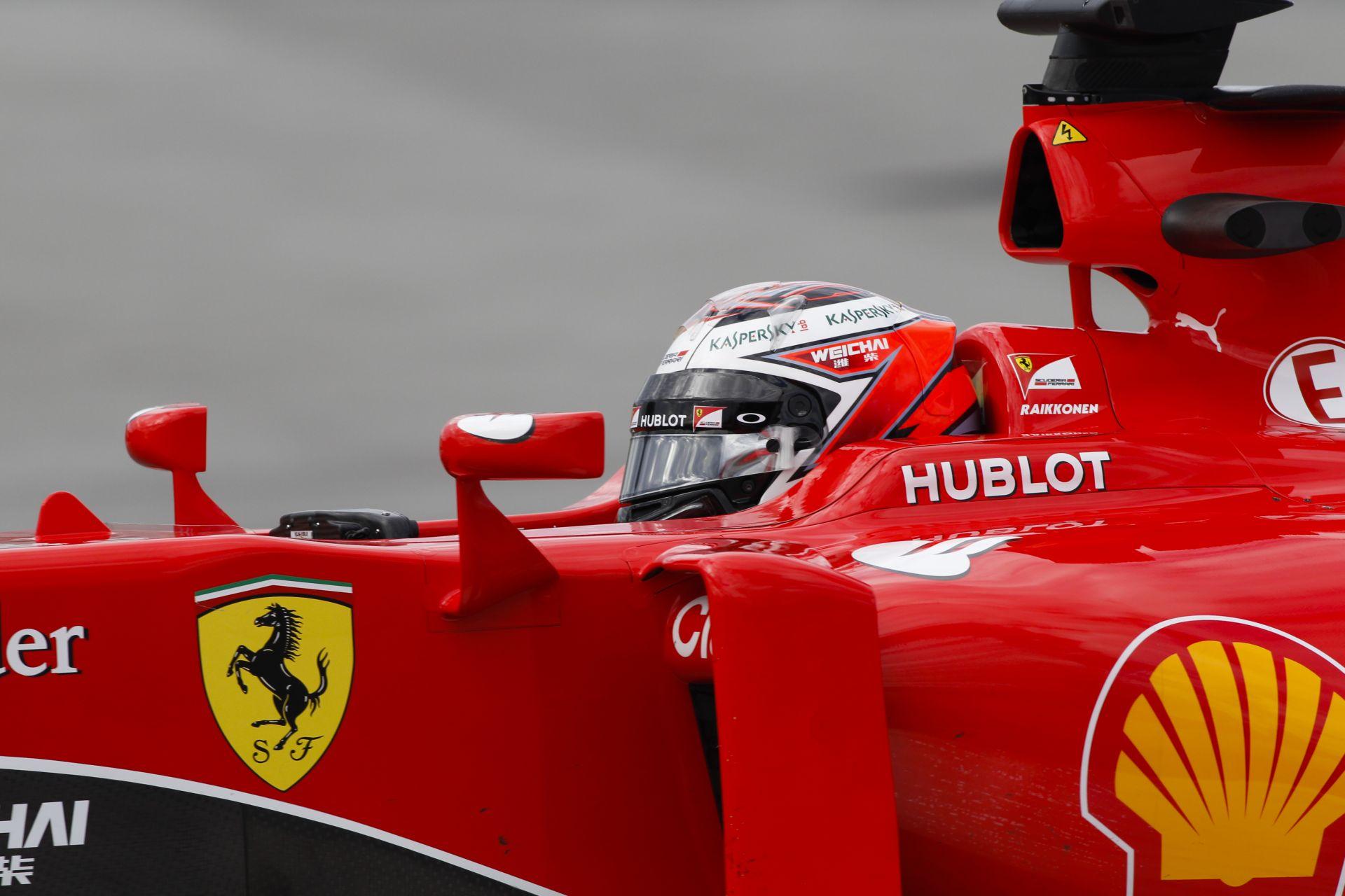 Räikkönen: Remélem jobb versenyem lesz, mint Melbourne-ben