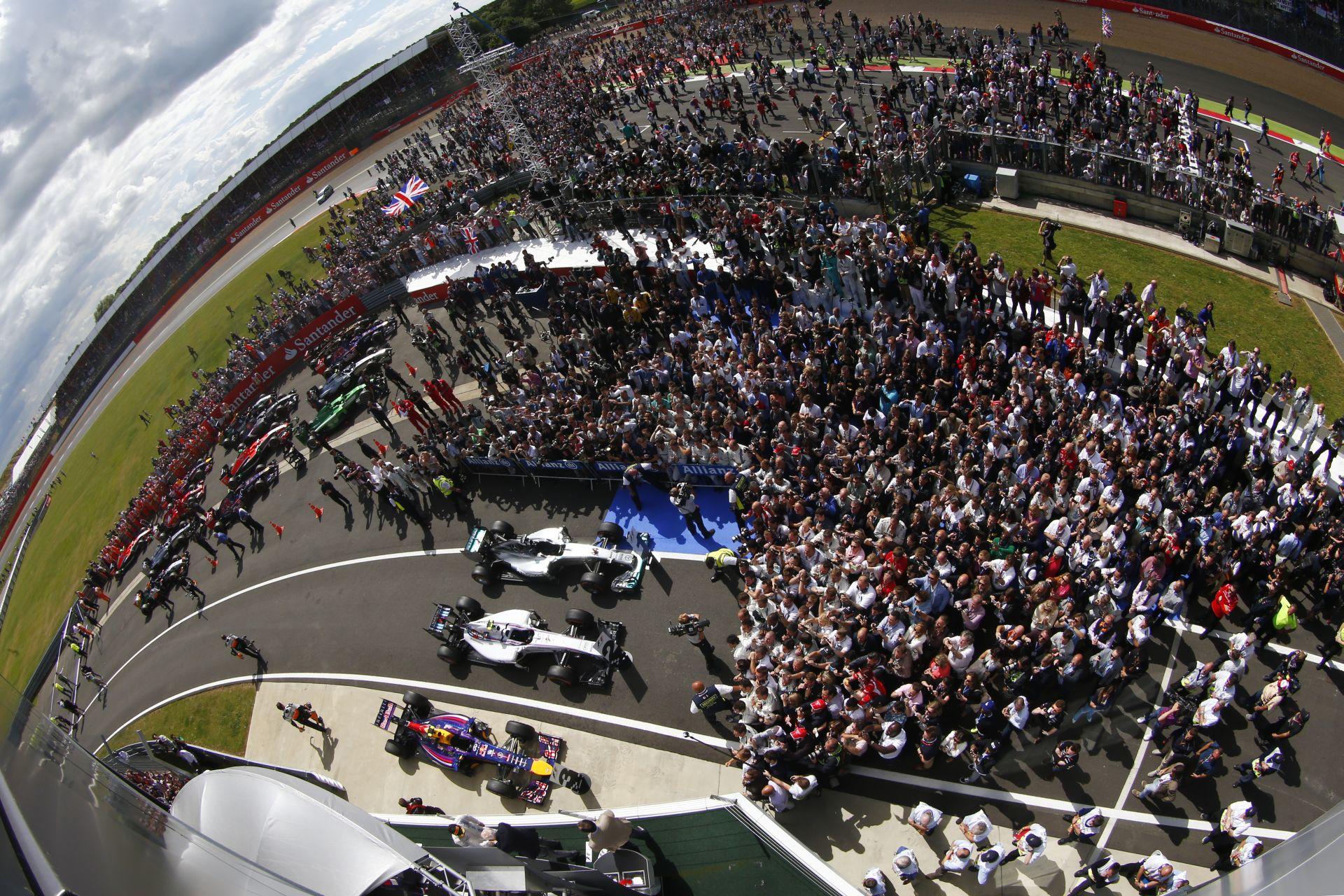 Silverstone: Európa nem veszíthet több nagydíjat