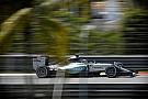 Így megy Hamilton alatt a Mercedes Malajziában