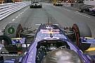 Exkluzív felvételek Vettel rajtjának pillanatairól: Monacói Nagydíj 2014