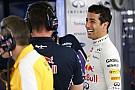 A Red Bull a Mercedes ellenpéldája: Ricciardo és Vettel nagyon jól megvannak egymással