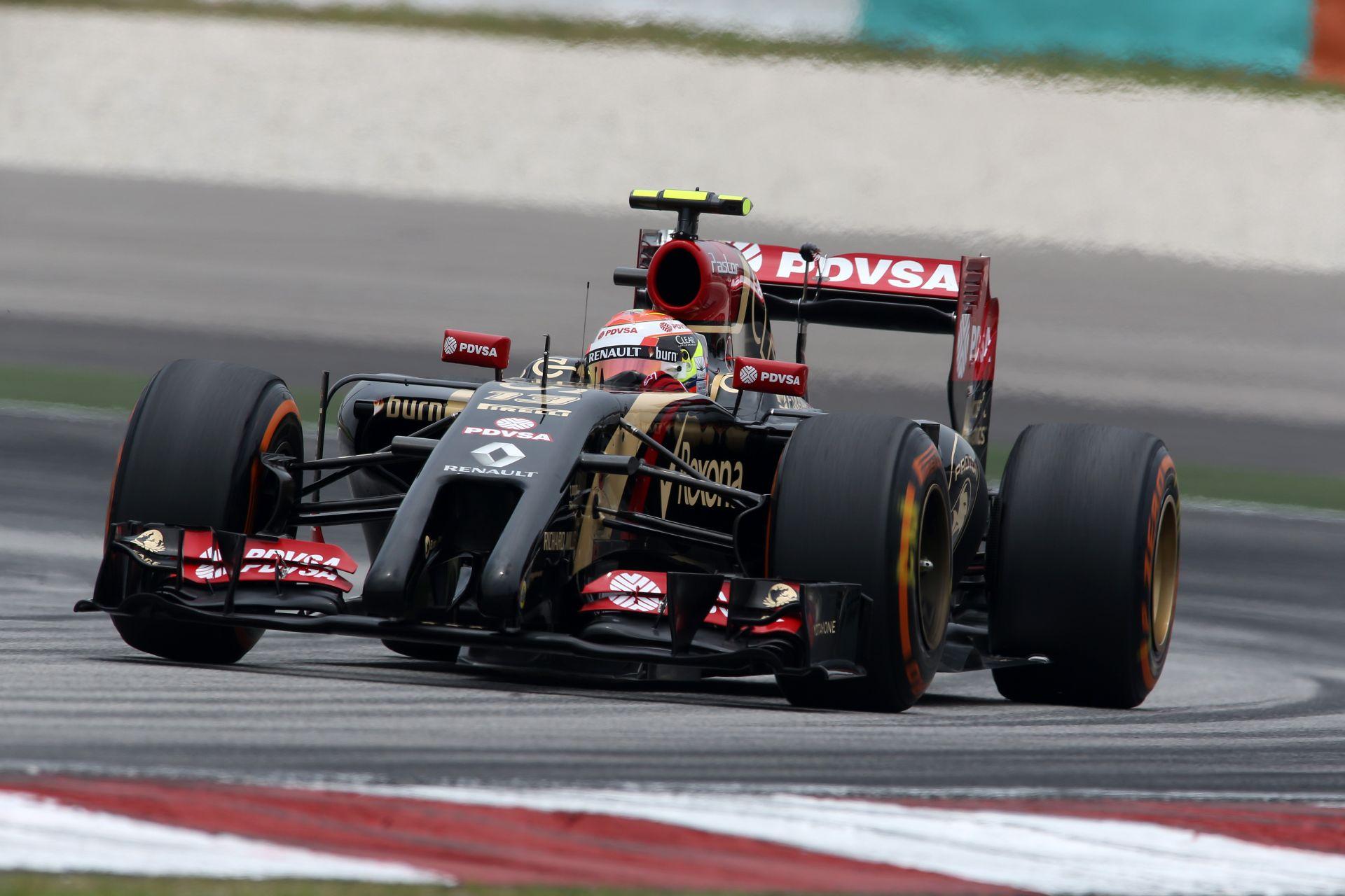 Lotus: Maldonado és Grosjean is hisz az E22 feltámadásában