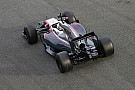 F1 2015: Rendkívül gyenge volt végsebességben a McLaren-Honda Jerezben