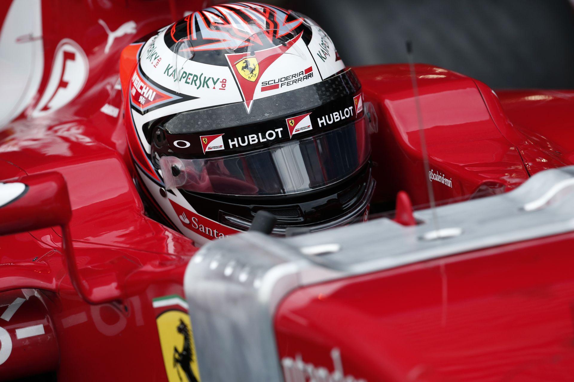 A Ferrari kész meghosszabbítani Raikkönen szerződését