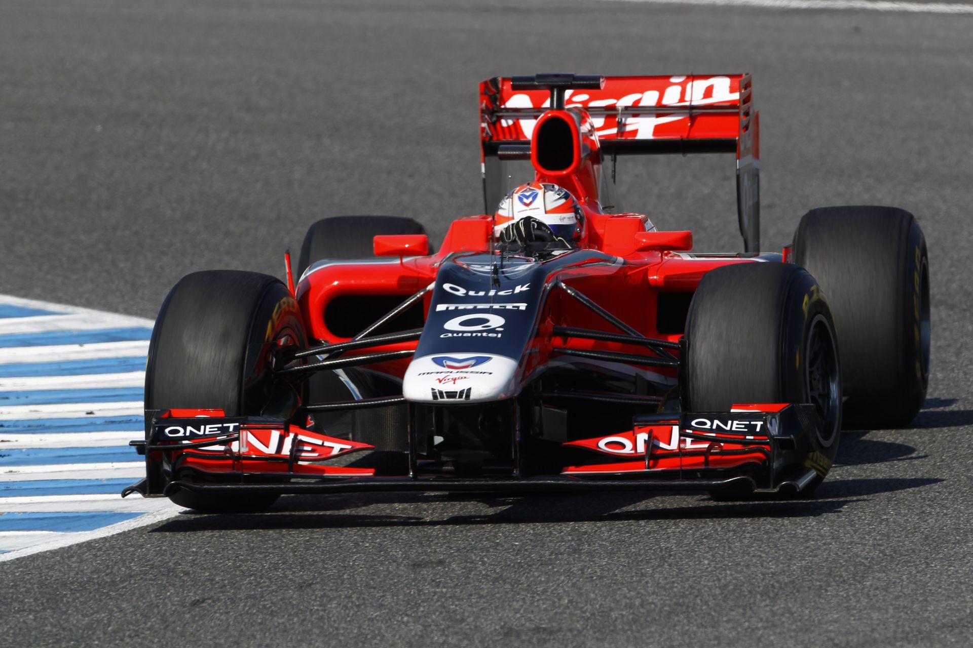 Alakul az új F1-es csapat: Hivatalos web-és Twitter oldal a Manornál
