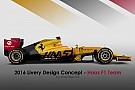Így nézhet ki az új amerikai F1-es csapat festése: Nagyon ütős lenne!