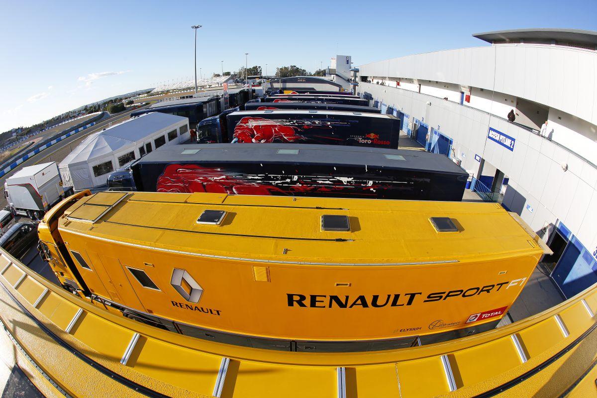 A Renault motorja volt a leghangosabb Jerezben, de nem hozta a tavalyi rekordot