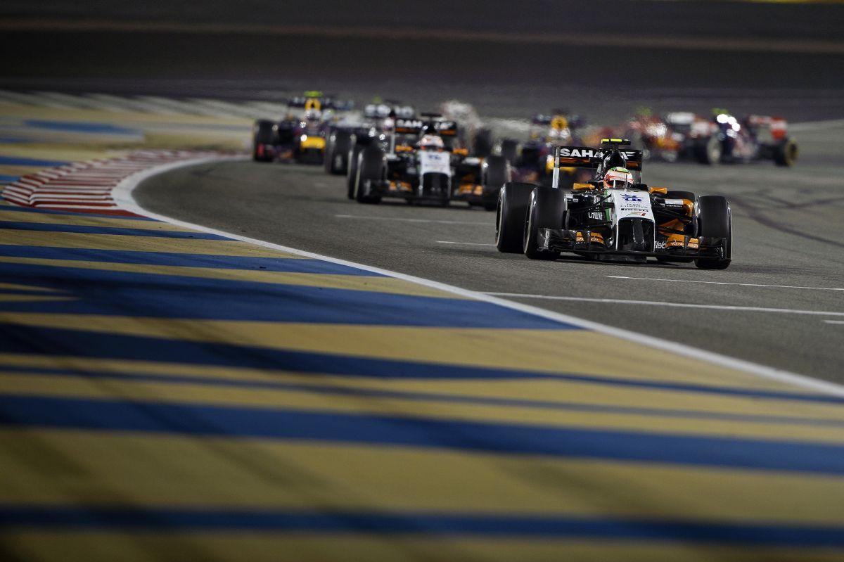 Bahreini Nagydíj 2014: képmontázson az utóbbi évek egyik legjobb F1-es futama