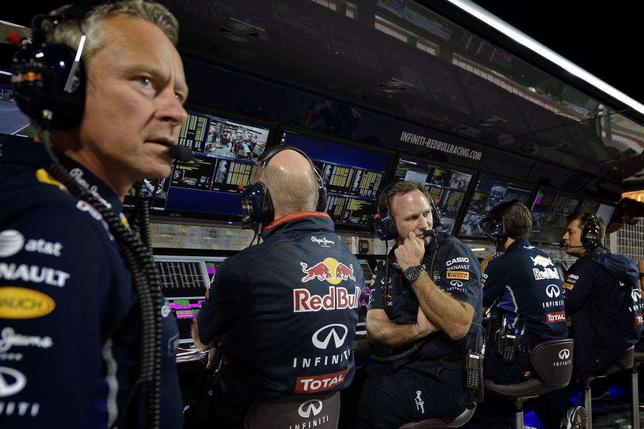 Pontszerzéssel enyhíti a károkat a Red Bull - Kína még a Mercedesé lesz