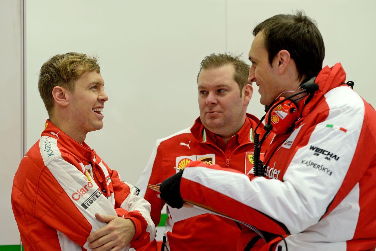 A Ferrari csapatfőnökét lenyűgözi Vettel: sok a közös vonás közte és Schumacher között