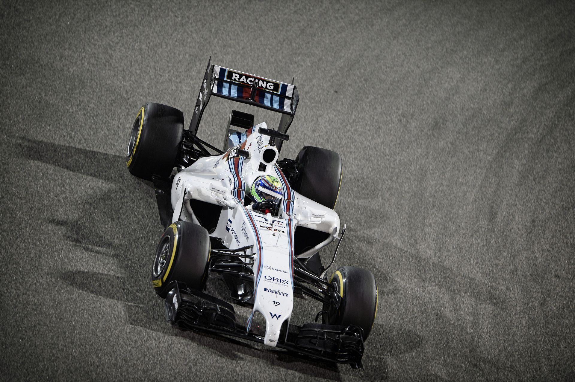 Massa kényelmesebben érzi magát a Williamsnél, mint a Ferrarinál