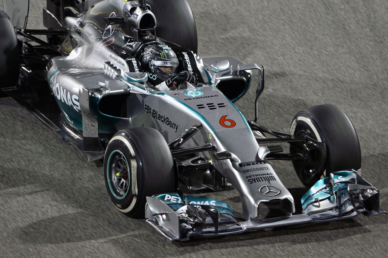 Végre megérkezett: kiállta az FIA töréstesztjét a Mercedes rendkívül rövid orra