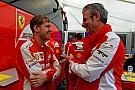 Vettel: Nagyon jó Kimivel dolgozni a Ferrarinál