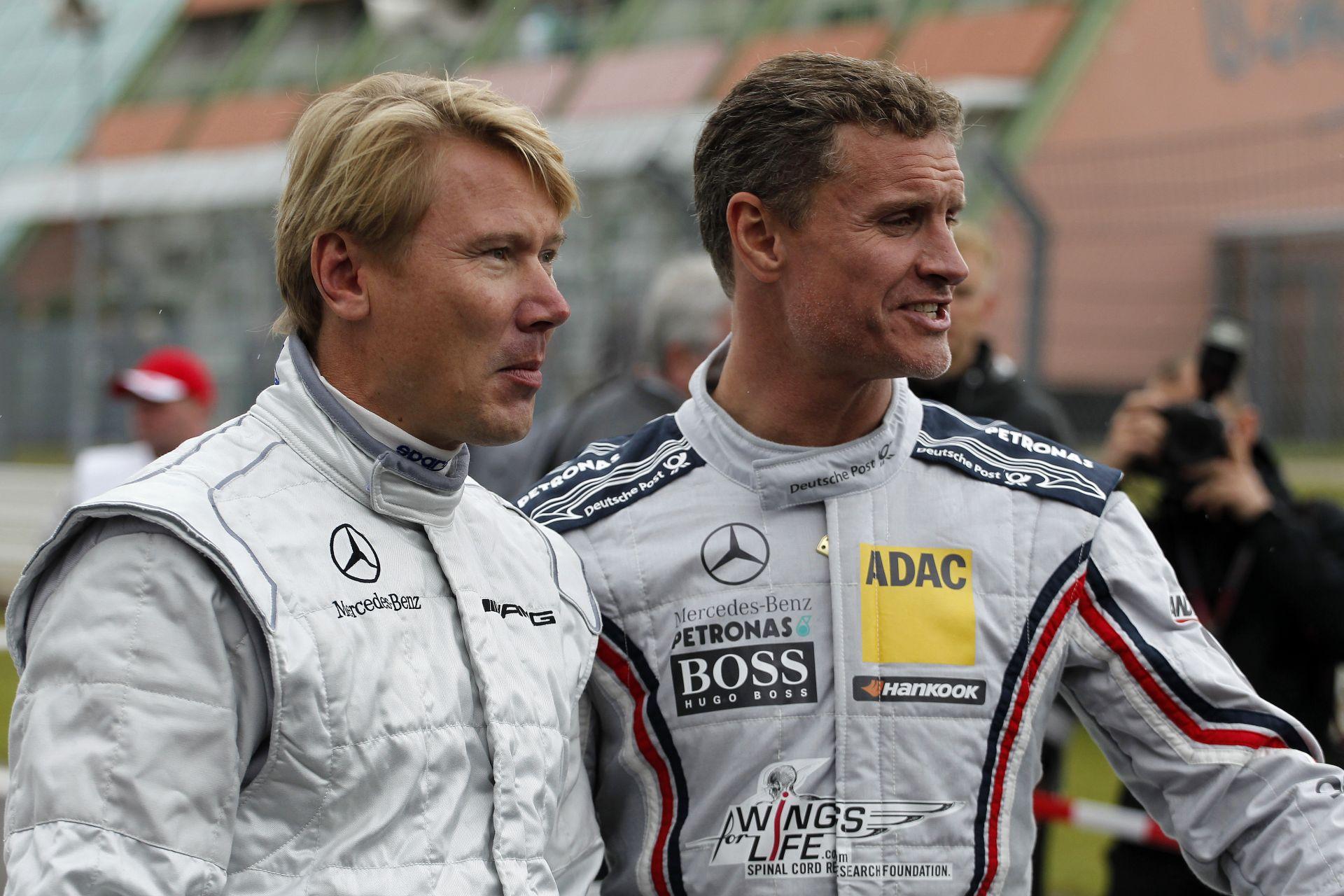 Hakkinen szerint Raikkönen csúnya verést kaphat Alonsótól, ha nem talál ki valamit nagyon gyorsan
