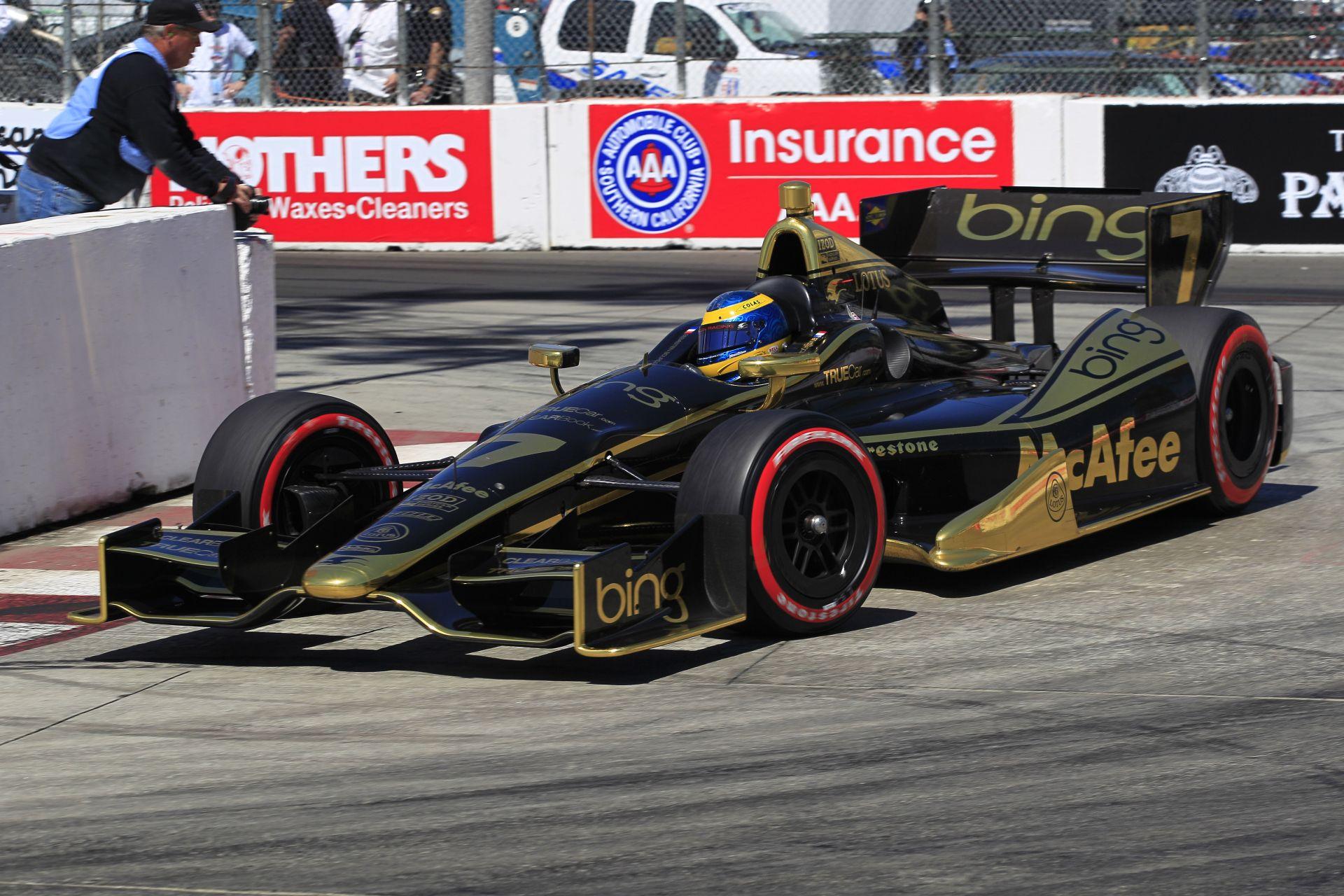 Sato szerint nagyon valószínűtlen, hogy Long Beach visszatér az F1-be