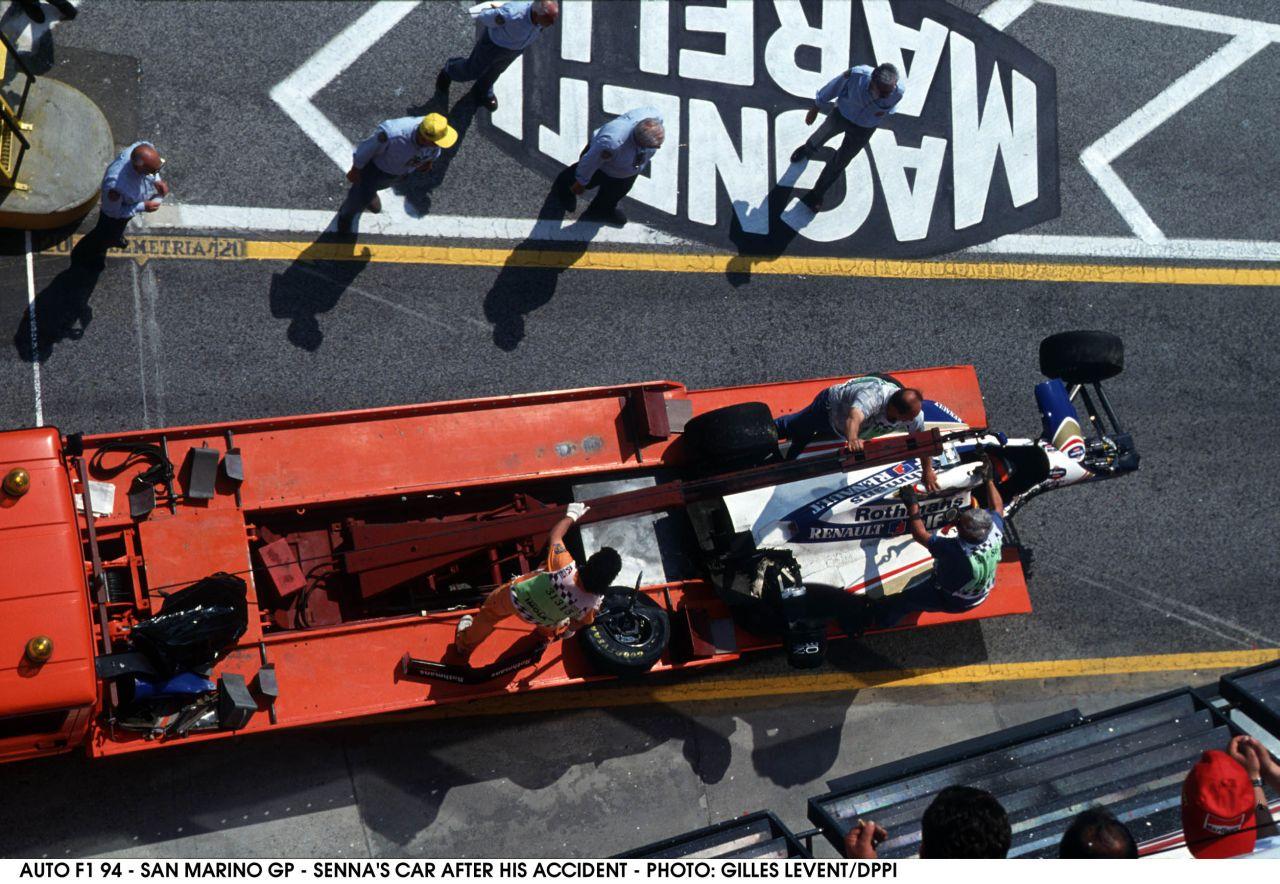 Senna neve segíteni fog, hogy sohase felejtsük el Ratzenbergert